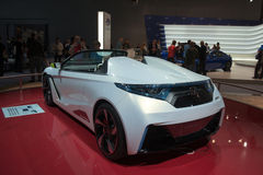 Conceito de Honda EV-ster Foto de Stock