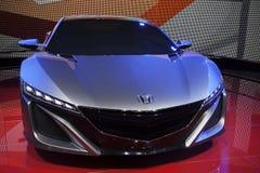 Conceito de Honda NSX Foto de Stock