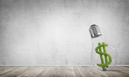Conceito de inovações eficazes do negócio Foto de Stock