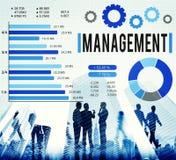 Conceito de Leadership Diretor Coach do instrutor da gestão imagem de stock