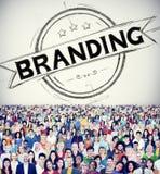 Conceito de marcagem com ferro quente do mercado da marca registrada de Copyright do tipo imagem de stock royalty free