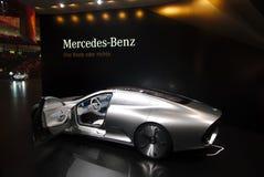 Conceito de Mercedes nos carros de IAA Imagem de Stock Royalty Free