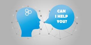 Conceito de projeto das redes da aprendizagem de máquina, da inteligência artificial, profundamente da aprendizagem, automatizada ilustração stock