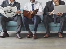 Conceito de Team Office Worker Employment Staff do negócio imagem de stock royalty free
