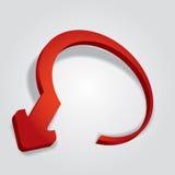 Conceito de uma comunicação, molde Foto de Stock