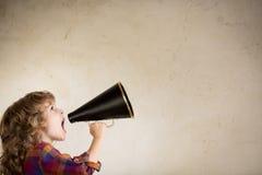 Conceito de uma comunicação Fotos de Stock