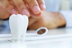 Conceito dental fotografia de stock royalty free