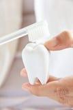 Conceito dental fotografia de stock