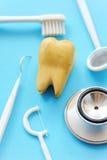 Conceito dental fotos de stock