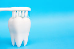 Conceito dental da higiene Imagem de Stock Royalty Free