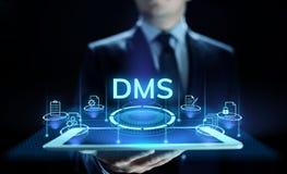 Conceito direito digital da tecnologia do negócio da gestão do sistema de gestão do documento fotografia de stock