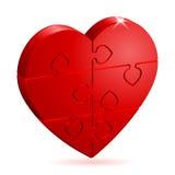 Conceito do amor ilustração stock