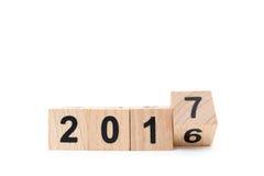 Conceito do ano novo Fotos de Stock Royalty Free