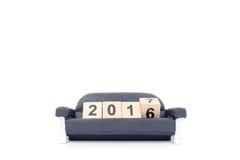 Conceito do ano novo Imagens de Stock Royalty Free