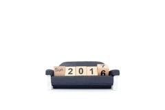 Conceito do ano novo Foto de Stock