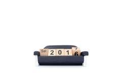 Conceito do ano novo Foto de Stock Royalty Free