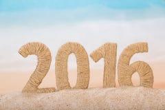 Conceito do ano novo feliz Fotos de Stock