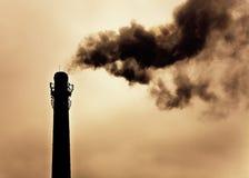 Conceito do aquecimento global Imagens de Stock