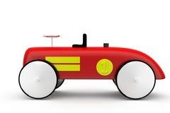 conceito do carro 3d Imagens de Stock