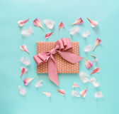 Conceito do cartão da celebração Fotografia de Stock Royalty Free