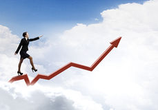 Conceito do crescimento Imagem de Stock Royalty Free