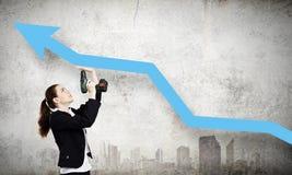 Conceito do crescimento Fotografia de Stock