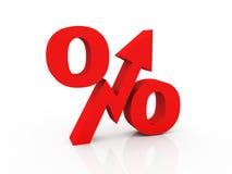 Conceito do crescimento da economia Imagem de Stock Royalty Free