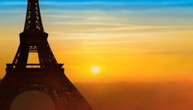 Conceito do curso das férias a Paris fotos de stock royalty free