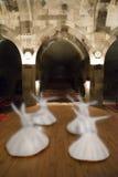 Conceito do Dervish girando, cultura de Médio Oriente Sufi fotografia de stock royalty free