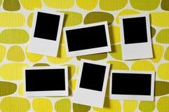 Conceito do desenhador - foto em branco Foto de Stock