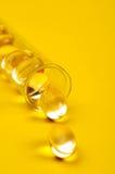 Conceito do desenvolvimento das vitaminas Imagens de Stock Royalty Free