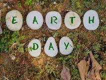 Conceito do Dia da Terra Imagem de Stock