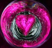 Conceito do dia de Valentim. Foto de Stock Royalty Free
