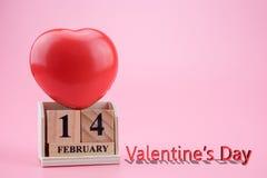 Conceito do dia do ` s do Valentim Imagem de Stock Royalty Free