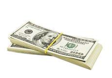 Conceito do dinheiro Fotografia de Stock