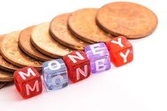 Conceito do dinheiro imagens de stock