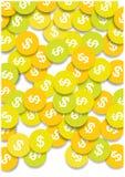 Conceito do dinheiro ilustração do vetor