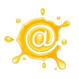 Conceito do email Imagens de Stock Royalty Free