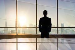 Conceito do emprego e da finança Fotografia de Stock Royalty Free