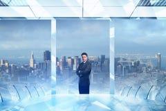 Conceito do emprego e da liderança Imagem de Stock