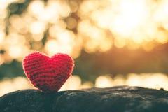 Conceito do feriado do Valentim do amor fotos de stock