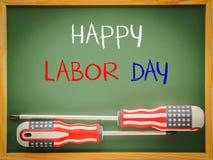 Conceito do fundo do Dia do Trabalhador Imagens de Stock