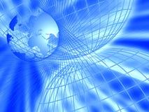 Conceito do Internet Imagem de Stock
