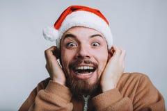 Conceito do inverno - feriado do Natal fotografia de stock royalty free