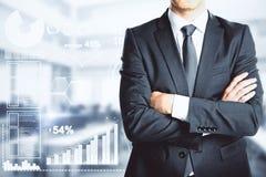 Conceito do mercado Imagem de Stock