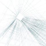 Conceito do modelo ilustração do vetor
