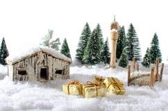 Conceito do Natal Imagem de Stock Royalty Free