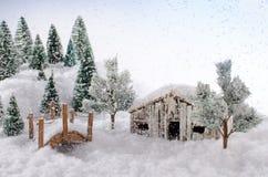 Conceito do Natal Fotografia de Stock