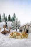 Conceito do Natal Foto de Stock Royalty Free