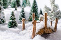 Conceito do Natal Fotografia de Stock Royalty Free